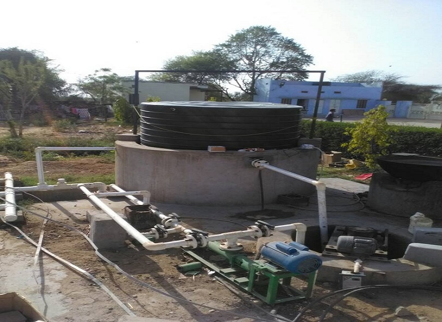 bio-digester product