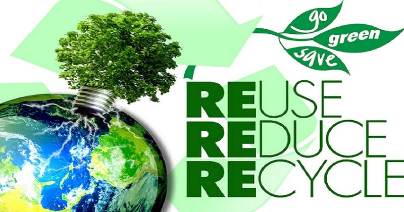 reuse recycle products